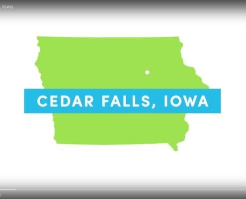 logistics in cedar falls iowa