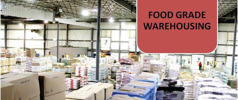 food grade warehousing